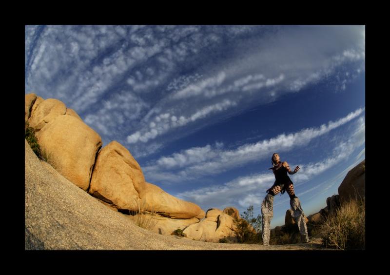 Desert Aug 25, 2011 M Film Planet of the Moon Tribe