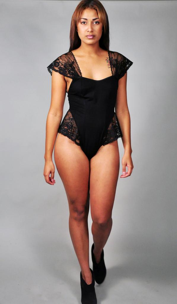 Female model photo shoot of Ryan Daphne Jones  in Studio, West Covina, CA