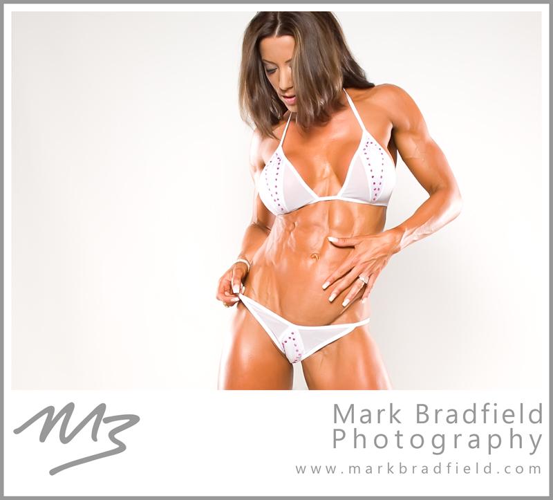 Toronto, ON Aug 27, 2011 © Mark Bradfield Photography Julie Bonnett, WBFF Pro Fitness Model