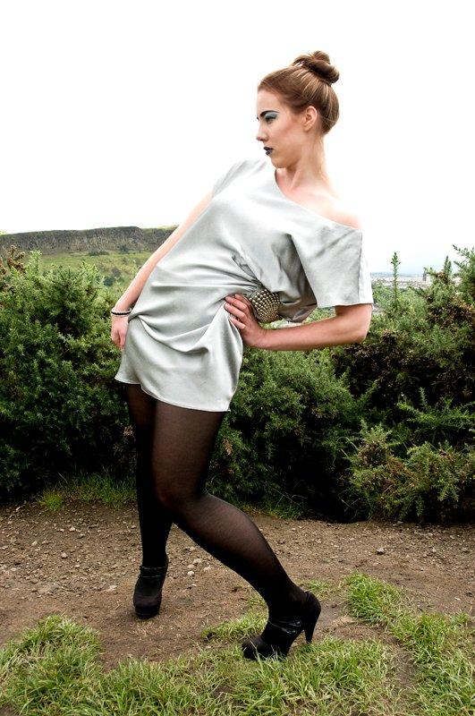 Female model photo shoot of Lisa Mackie by Jessica Oates, makeup by Jenni Muir