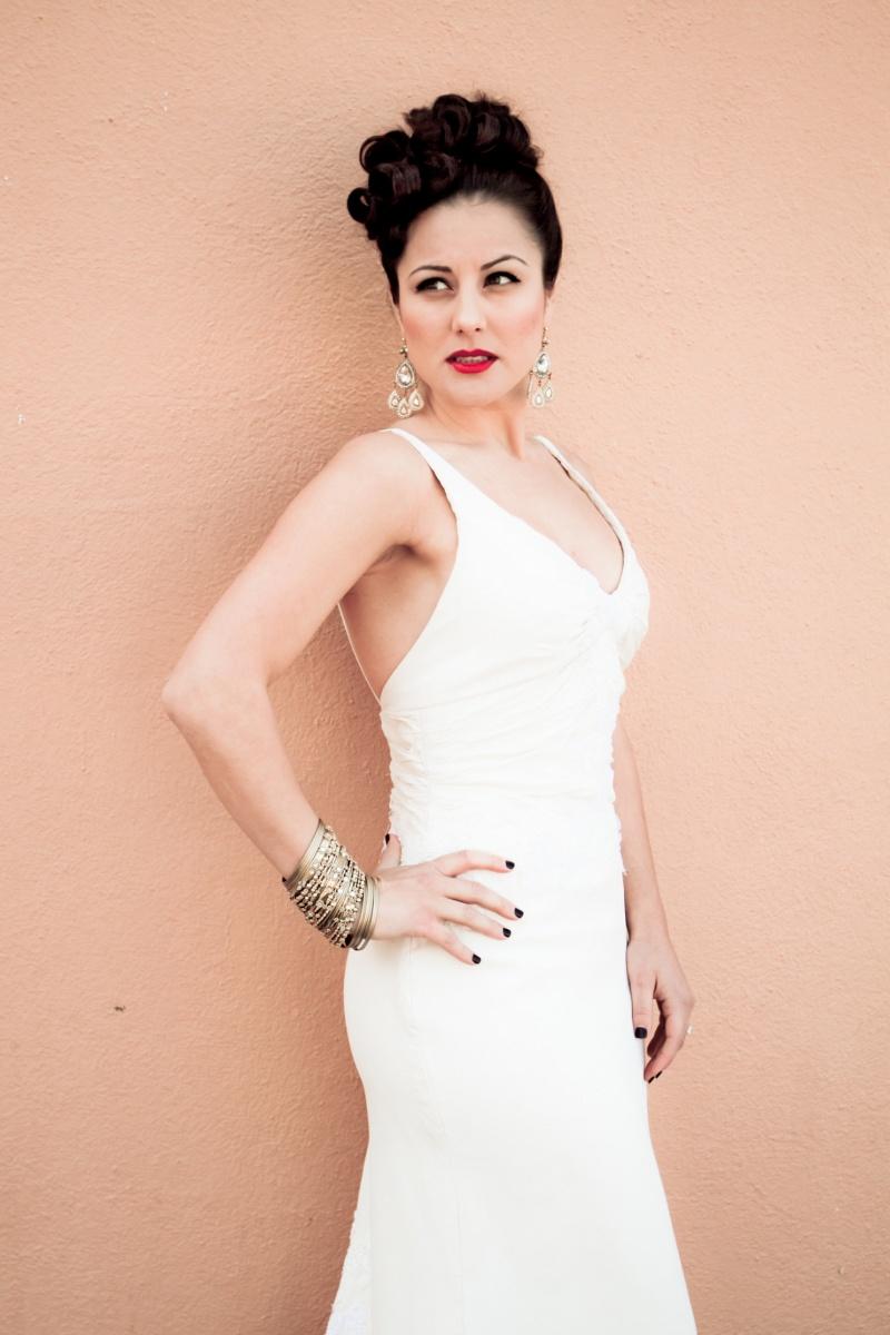 Female model photo shoot of Lacey Stephens hair-mua