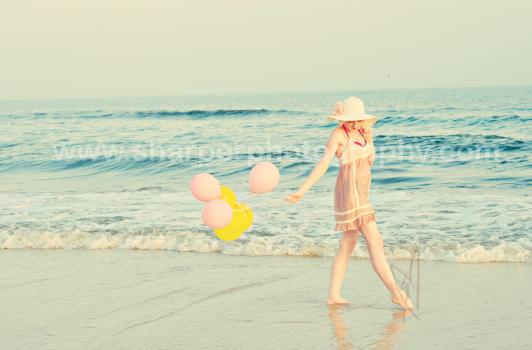 Female model photo shoot of SHARPERstudio in gulf shores, al