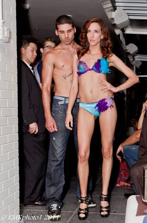 Female model photo shoot of ShoshannaLisa in NY,NY (Sky Room)