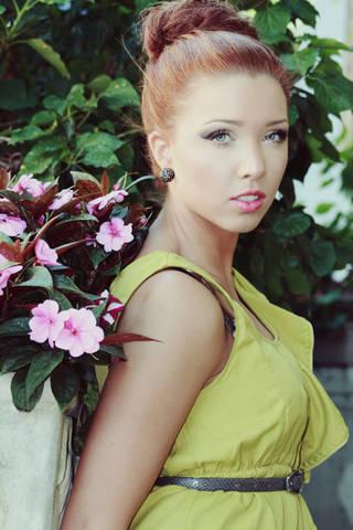 Female model photo shoot of Tiffany Christia