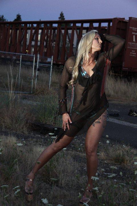 Amber Raee Model Ashland Oregon Us