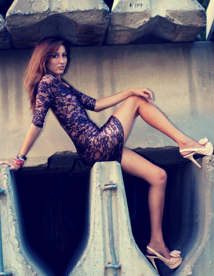 Bethany Beckley, Model, Long Beach, California, US