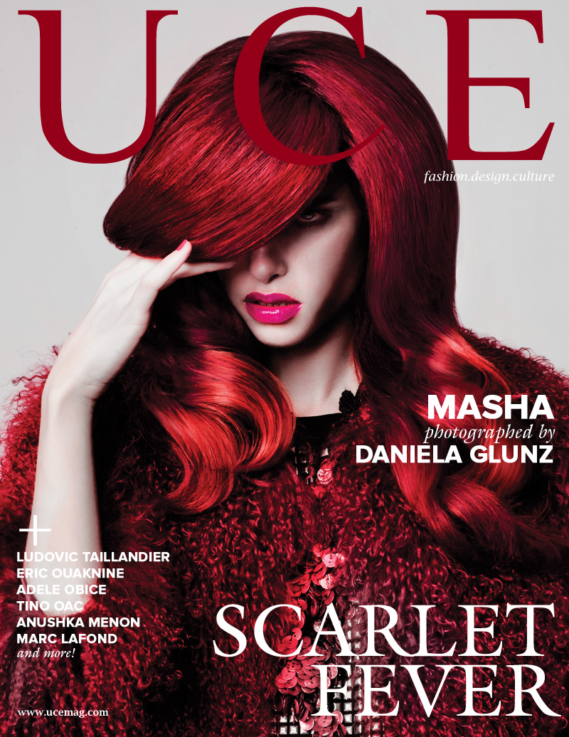 Aug 29, 2011 UCE Magazine Scarlet Fever Issue Cover