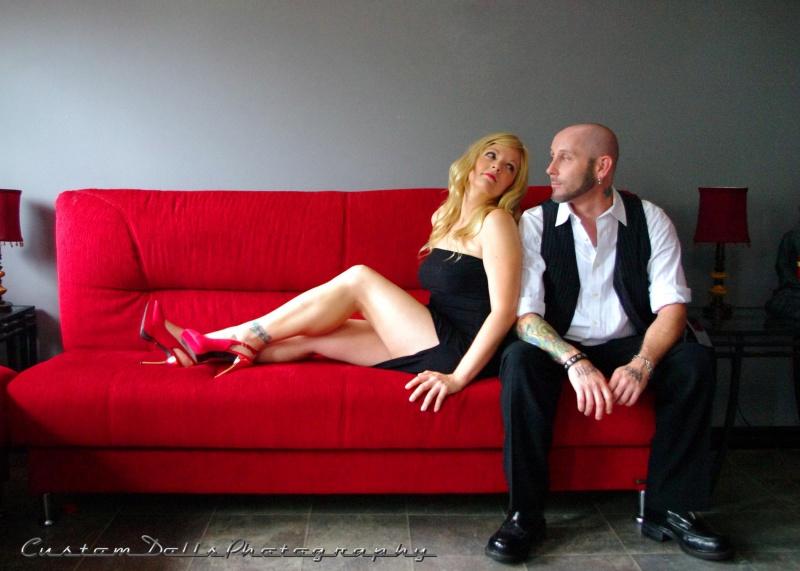 Male model photo shoot of CustomDollS Photography