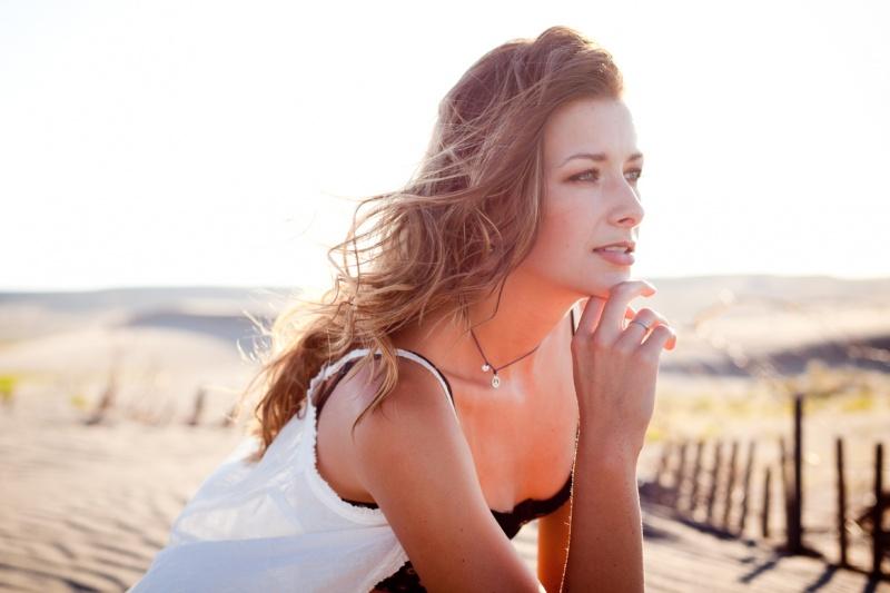 Female model photo shoot of Devyn Lish by Rebel and Romance
