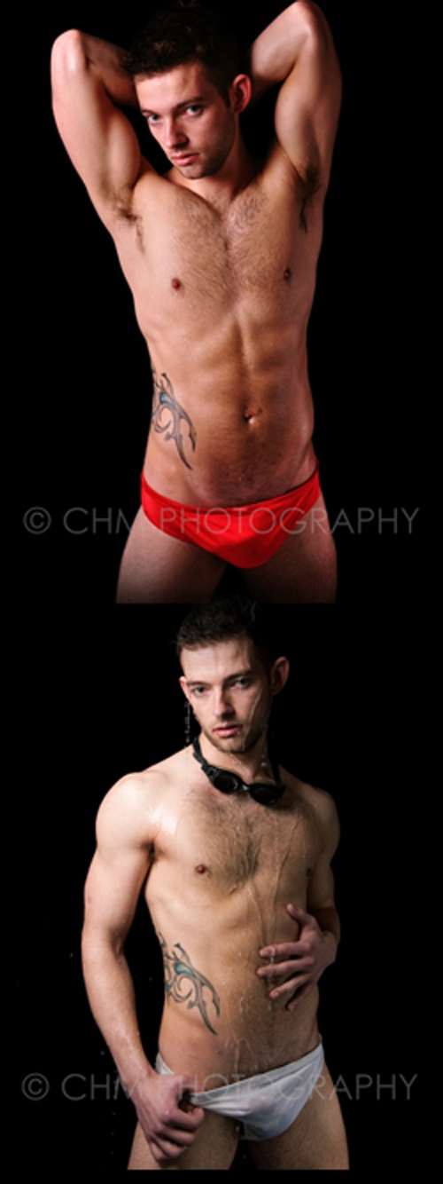 Picture About Male Model Anthony Stringer 25 years old from Warrington, England, United Kingdom