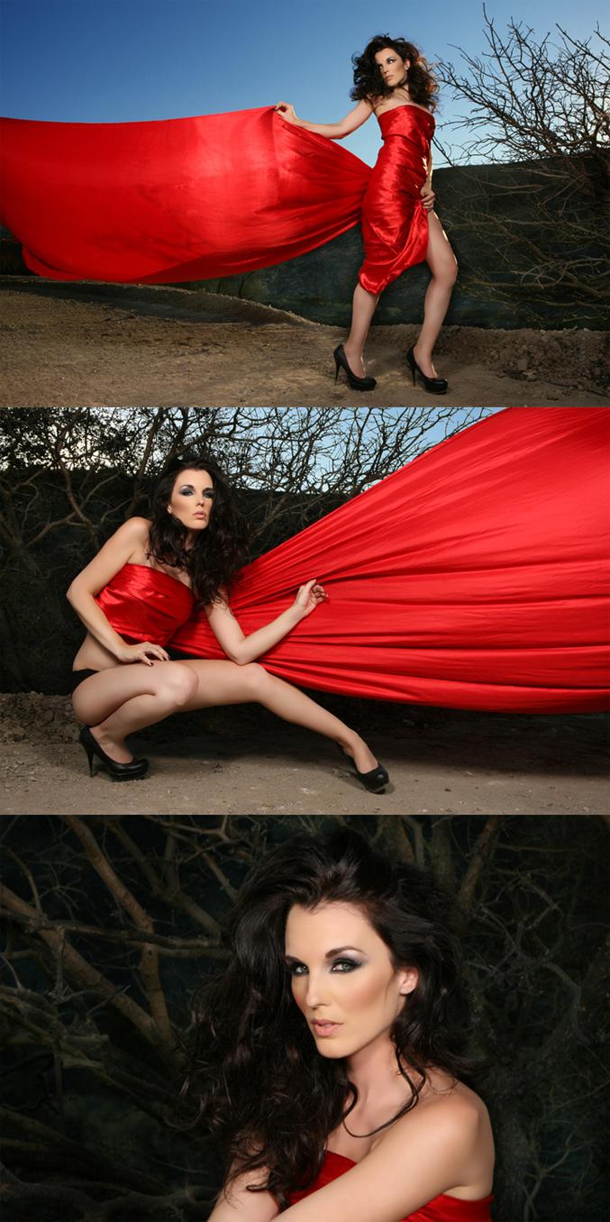 Aug 31, 2011 Ricardo Ramos Model: Sherease Collins, Hair and Makeup: Susanna Aroutionian