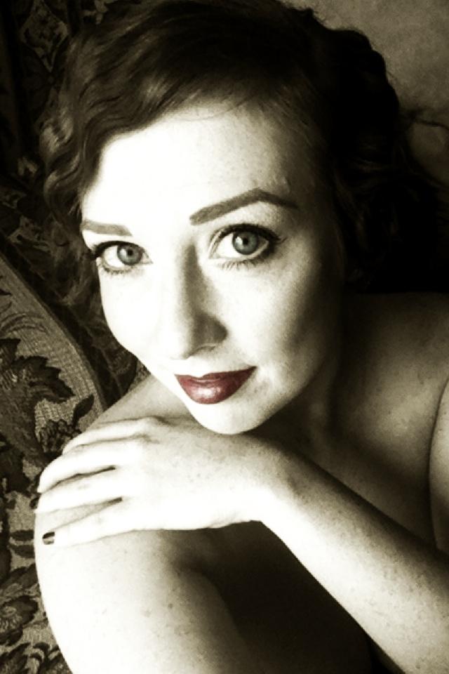Female model photo shoot of Glamorous By Kathryn in Roseville