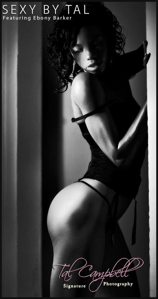 Female model photo shoot of Ebony Barker by Tal Campbell in DALLAS, TX