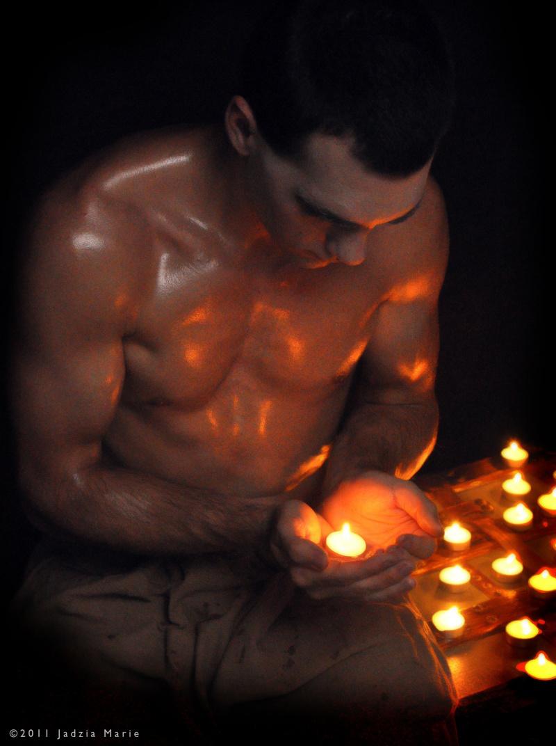 Male model photo shoot of Nickoli Black in Portland, OR