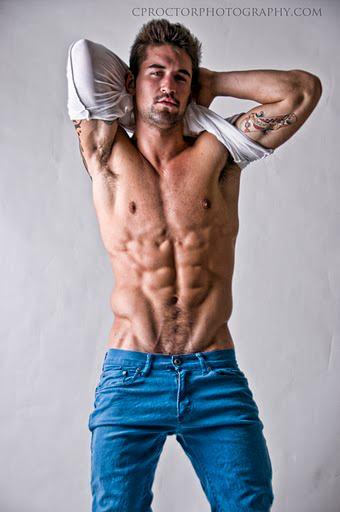 Male model photo shoot of Benjamin Godfre in Atlanta, Georgia