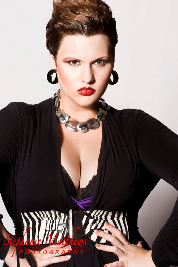 Female model photo shoot of Ashlei E