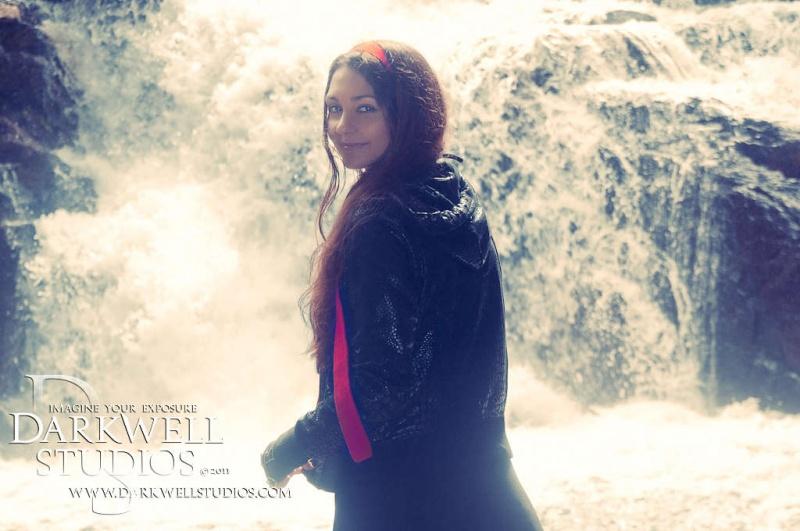 Male model photo shoot of Darkwell Studios