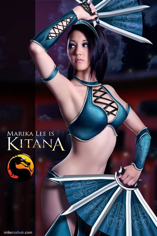 Sep 05, 2011 Kitana from Mortal Kombat!
