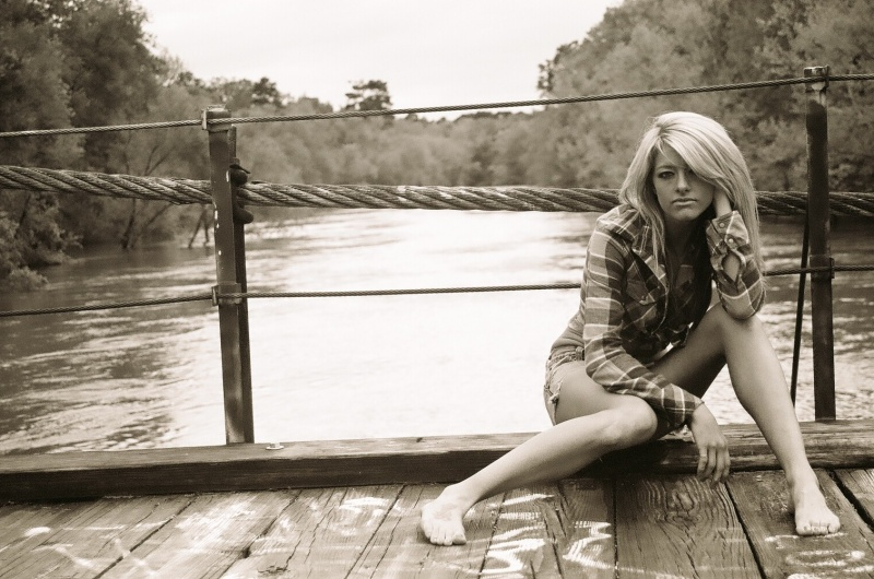 Female model photo shoot of Mallory L H