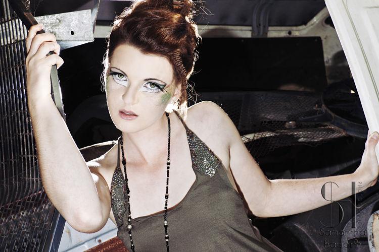 Female model photo shoot of Samantha Haworth
