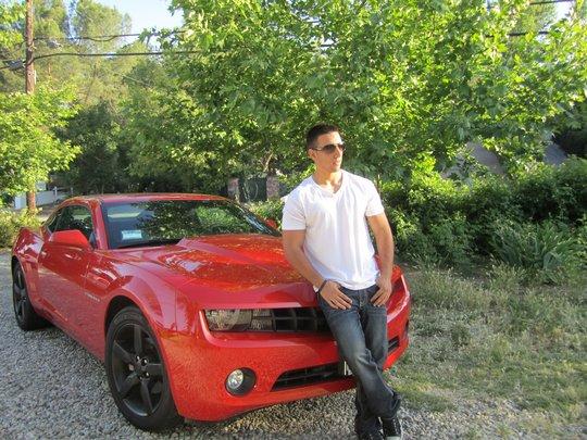 Male model photo shoot of Dylan Steven