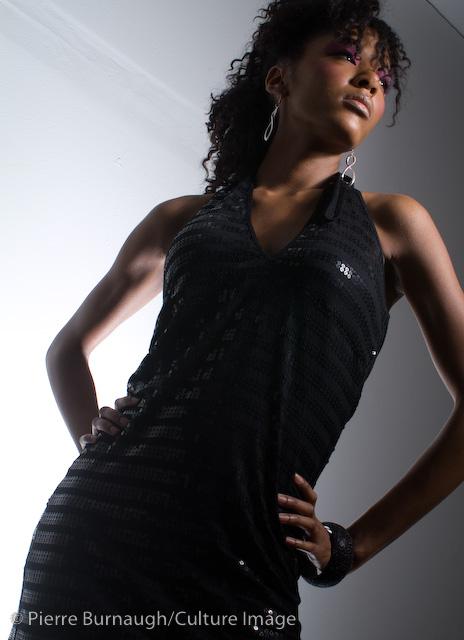 Chicago Sep 10, 2011 Model Kathryn Chizuko, MUA Lyb Artistry
