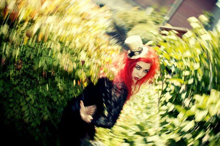 Sep 10, 2011 Alexis Tobin 2011 Red Queen