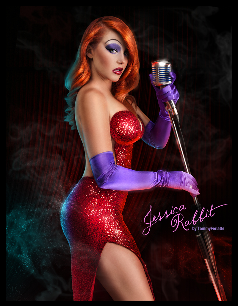 Sep 10, 2011 Tommy Ferlatte Jessica Rabbit