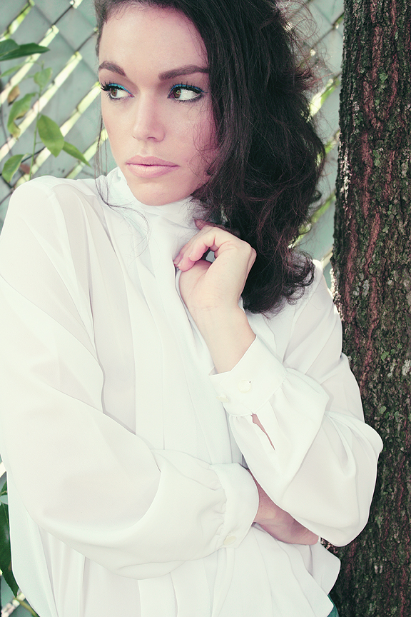 Female model photo shoot of Jill-0 by Emily Rose Roman, makeup by Chantel Elyse Hyden