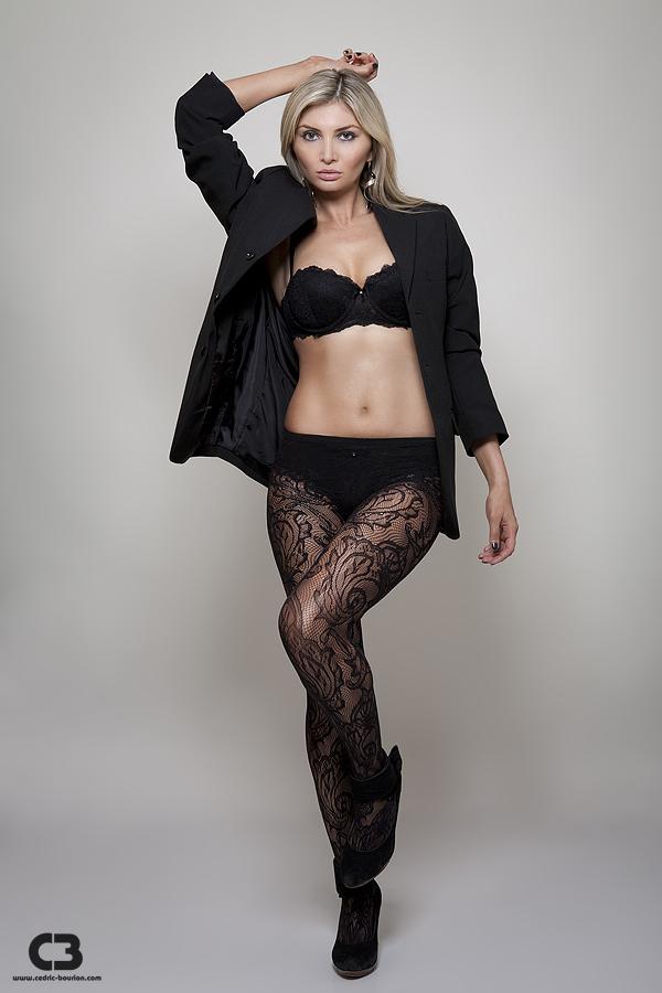 Female model photo shoot of Po-lina