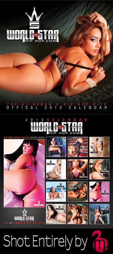 Miami Sep 14, 2011 WSHH/MJFLIX the OFFICIAL WSHH Calendar for 2012