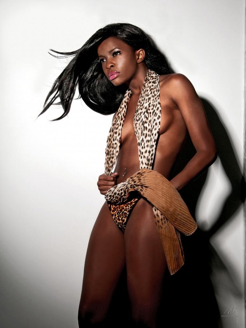 Female model photo shoot of Samantha Liana by GlamDom Studios