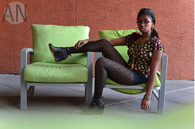 Female model photo shoot of Alexis Nicole  in Dallas, Texas
