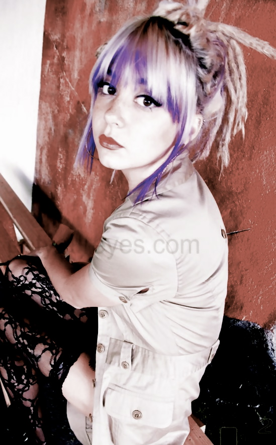 Female model photo shoot of Brianna Ackley-Breezy