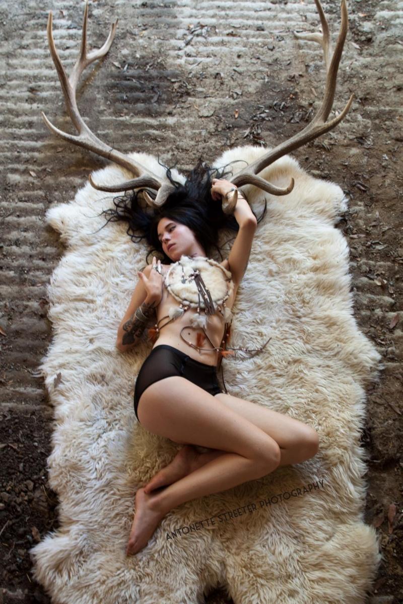 Sep 17, 2011 Model: Charmaine Olivia Stylist: Nikki Flamingo Art Director/Photographer: Antonette Streeterh