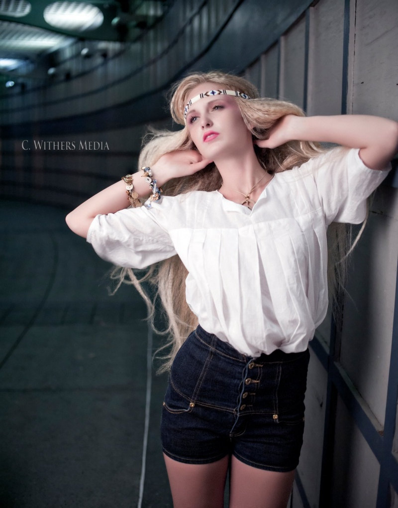 Downtown San Diego Sep 18, 2011 C.Withers Media Bohemian Barbie Accessories by Creative-Fashionista/ Styled By Whitney Nicole