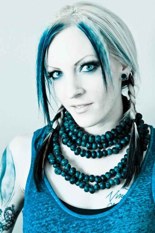 SLC Sep 18, 2011 Kelsey Beacco Blueberry Girl