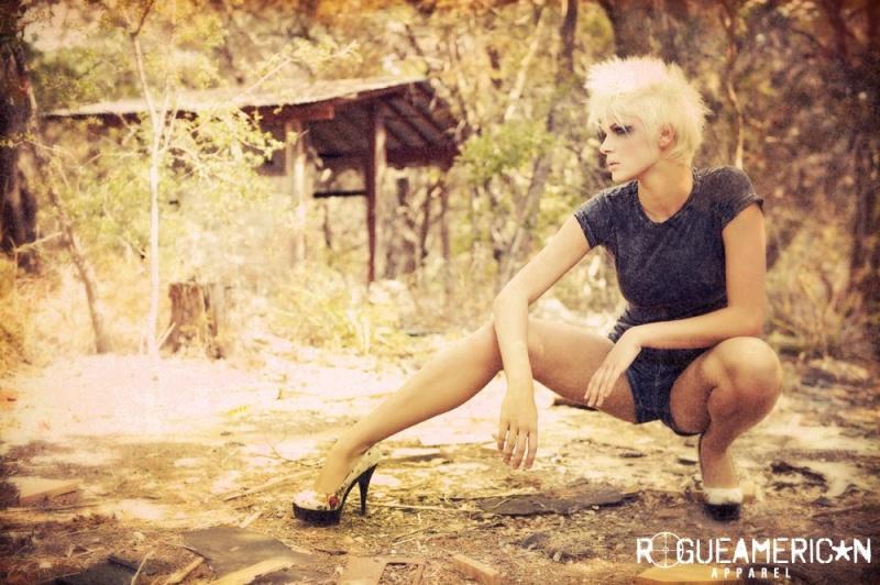 Female model photo shoot of Bailey Stike by La Pistola in Austin, TX