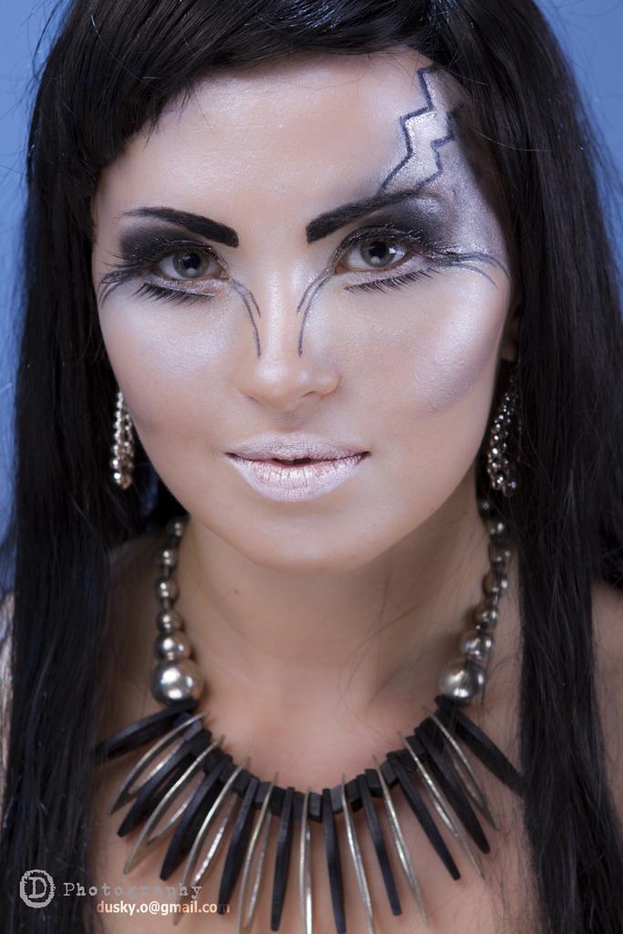 Female model photo shoot of LArt MakeUp