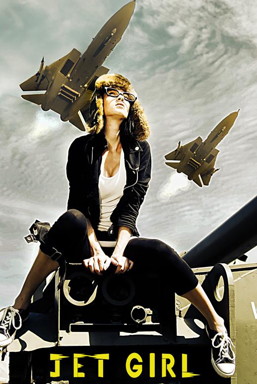 Sep 20, 2011 Atomic Box Studios Tank girl/ Jet girl