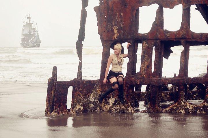 Female model photo shoot of Jilly Marie