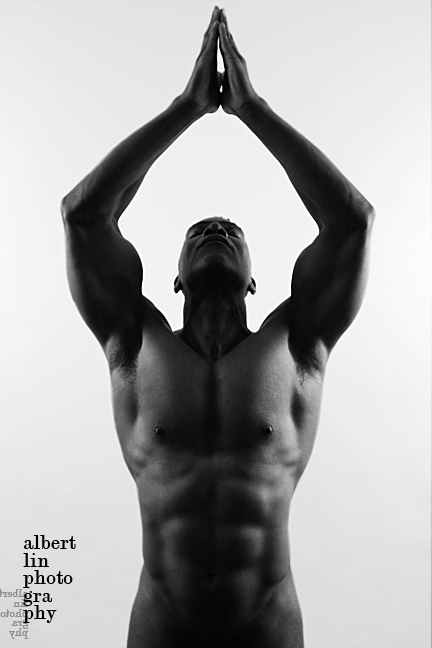 NYC. 127 ST. STUDIO Sep 21, 2011 Albert Lin PHotography Model: Reggie Resino