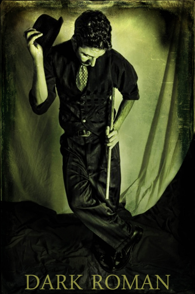 Male model photo shoot of Dark Roman