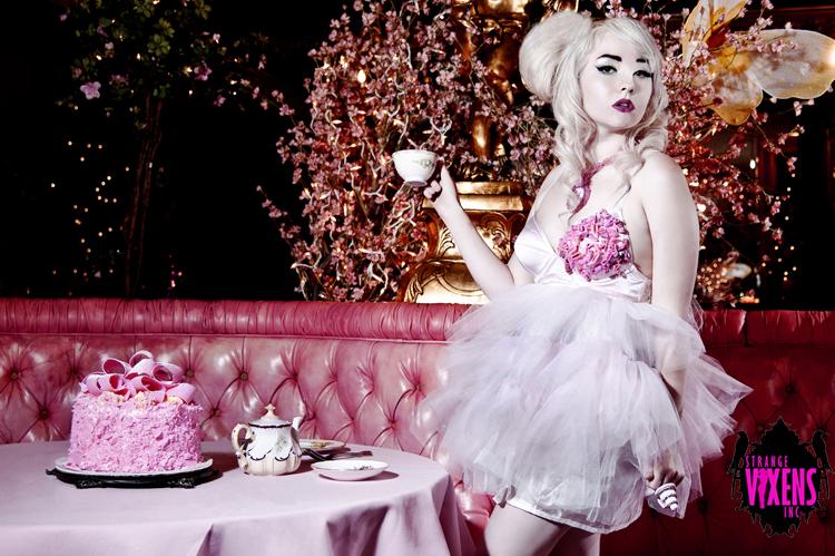 The Madonna Inn CA Sep 21, 2011 © 2011 Strange Vixens Barbie Gone Dead Wrong