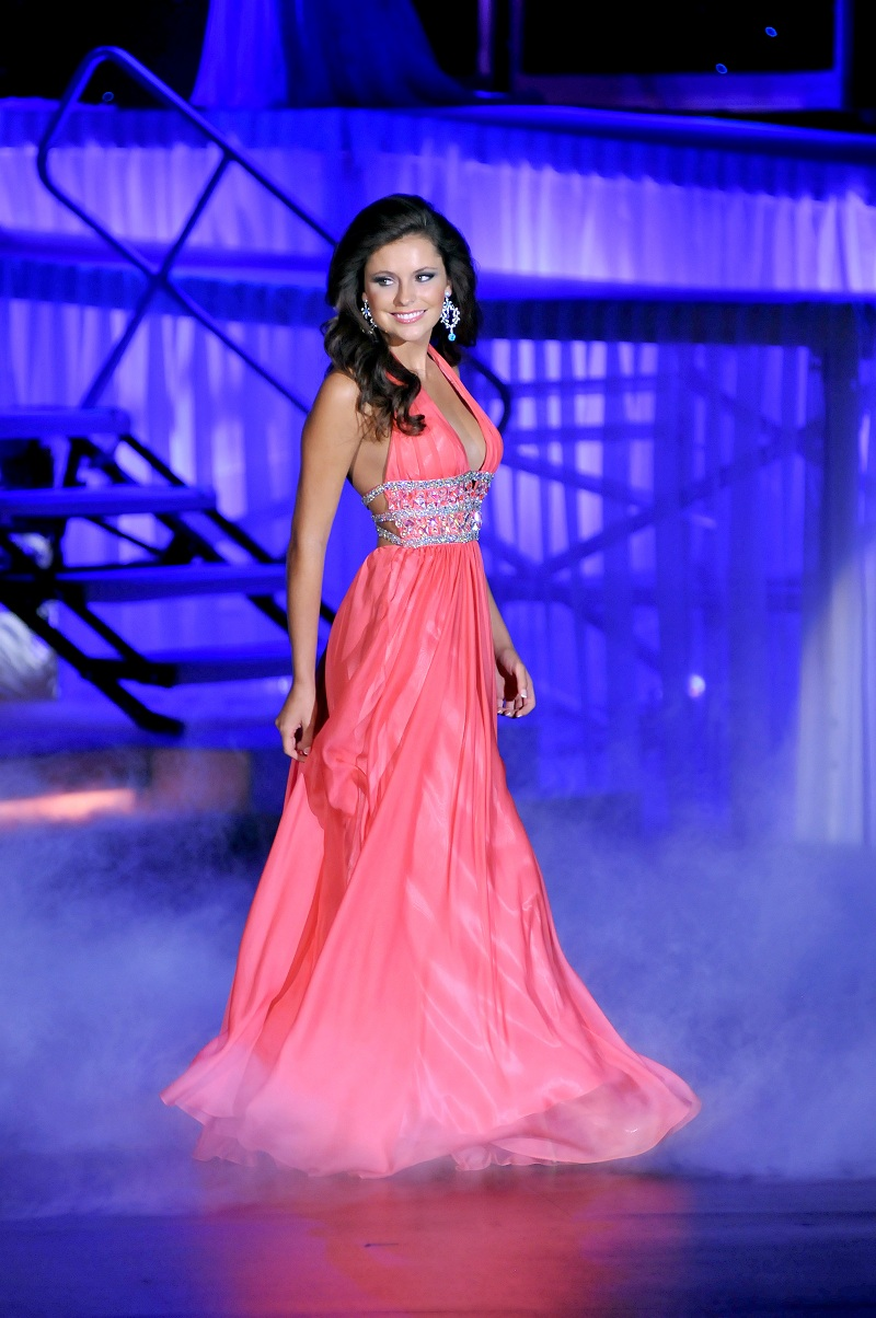 Sep 22, 2011 Representing Fl, at Miss Teen United States