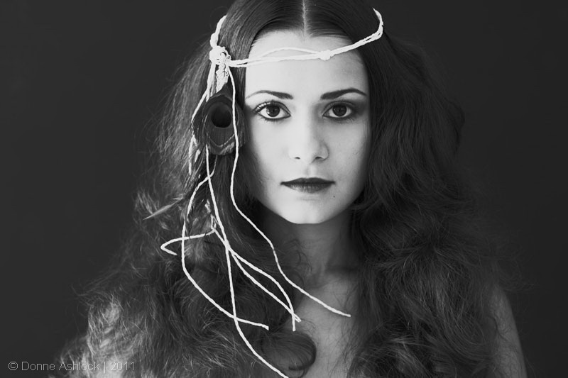 Female model photo shoot of Elena Olshvang in Atlanta, GA, makeup by Beauty x Blasina