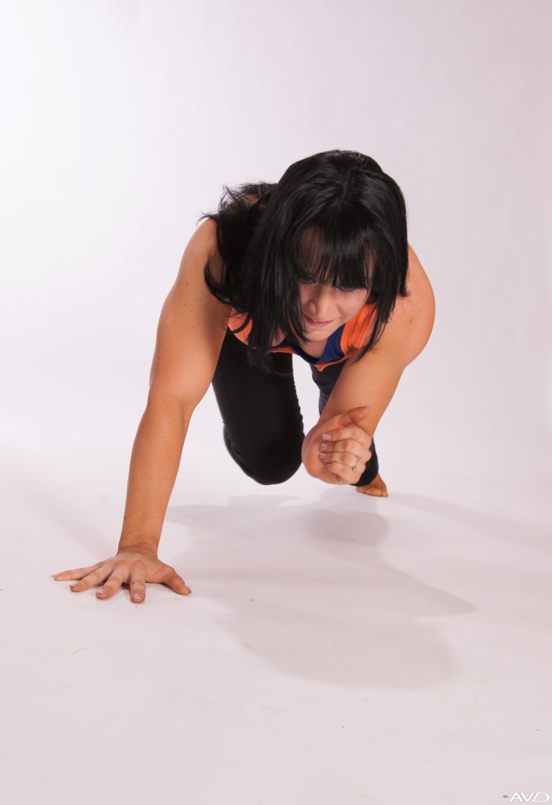 Sep 24, 2011 AVD one arm, one leg pushup crunch.  try it!!!!!!