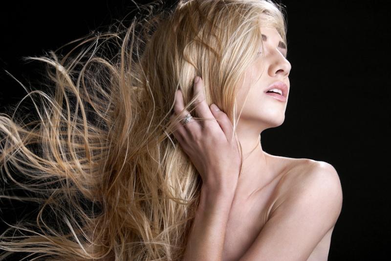 Female model photo shoot of Super Natural