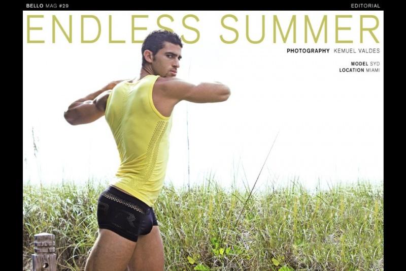 Male model photo shoot of Sydney Brisbane by Kemuel Valdes in Miami FL