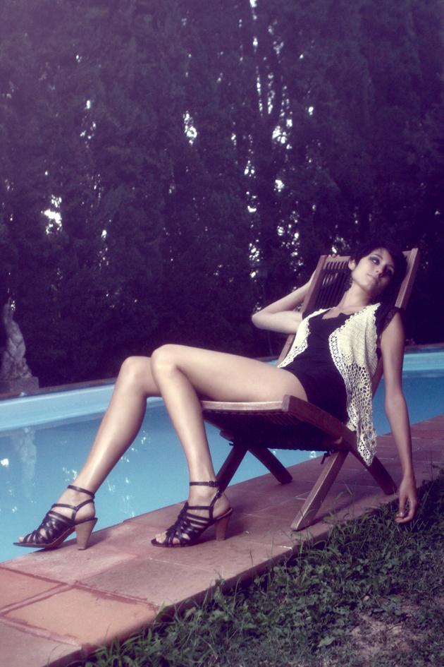 Male model photo shoot of Andrea Baccetti in capezzana, clothing designed by Maison Bizarre
